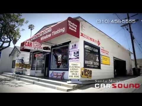 Car Stereo Los Angeles - Santa Monica Car Sound
