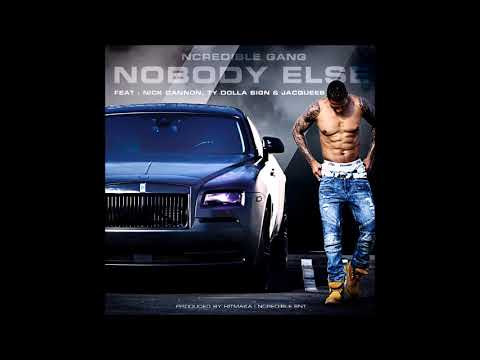 NOBODY ELSE - Official Audio (Explicit)