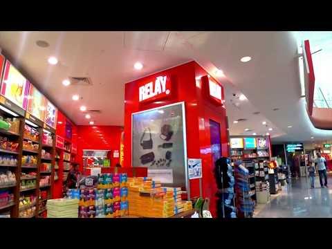Bangalore International Airport - Duty free shops