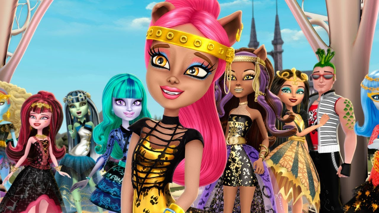 Monster High 13 Wishes Youtube