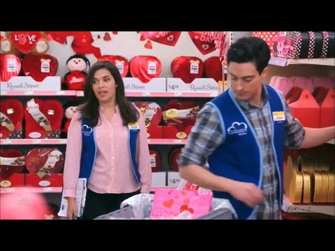 Jonah & Amy Say They Love Each Other (Superstore 4x13)