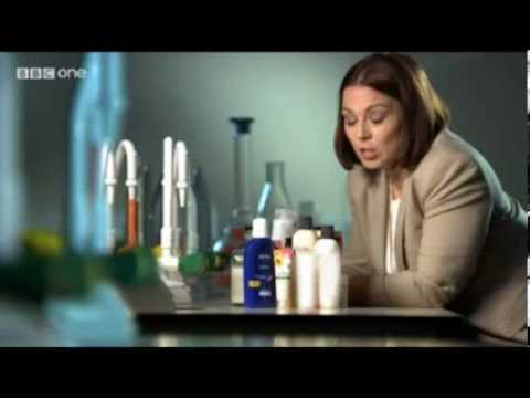 Louise Hulland, Watchdog (BBC 1) Methylisothiazolinone