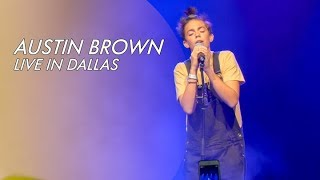 Austin Brown || SINGS LIVE at Tayler Holder's 21st Birthday Bash