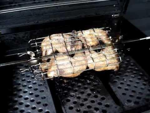 kylling rotisserie