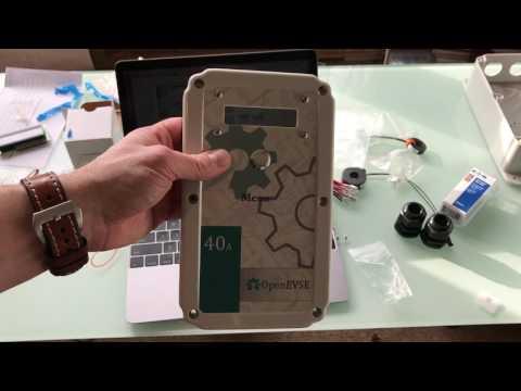 Assembling the OpenEVSE Deluxe Kit w/ WiFi