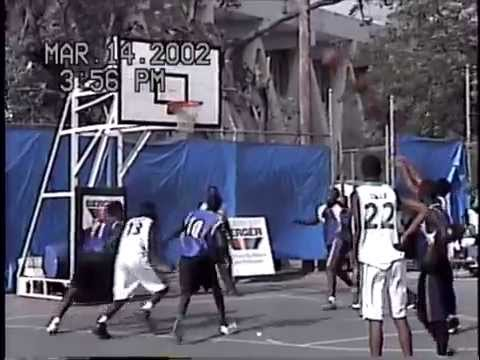 Hydel High vs. Belair High- 2002 Private High FInals