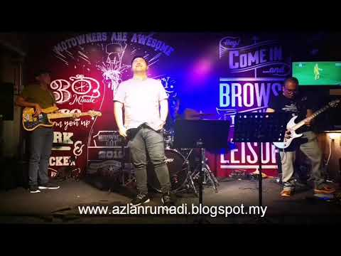 BAYANGAN GURAUAN BY DJ FIR (ERA FM) FT SIDE SIXTH BAND AT MOTOWNERS CAFE KUCHING SARAWAK - FEB 2018