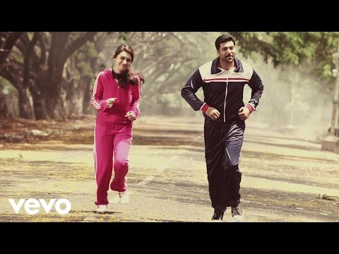Romeo Juliet - Thoovaanam Lyric | Jayam Ravi, Hansika | D. Imman