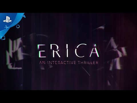 Erica | Launch Trailer | PS4