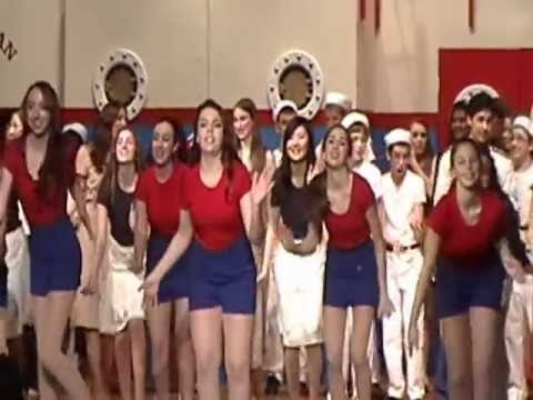 Tamanend Middle School Anything Goes 2013 - YouTube