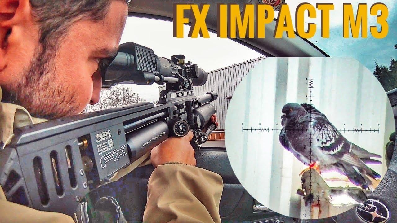 PR900 calibre .177 y Fx IMPACT M3 .22   Paloma JUE!   Prte 2 de 2
