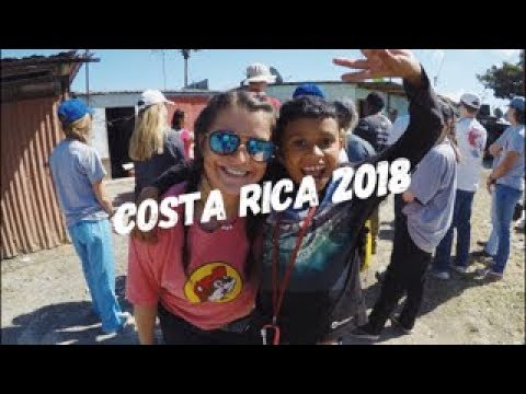Mission trip to Costa Rica