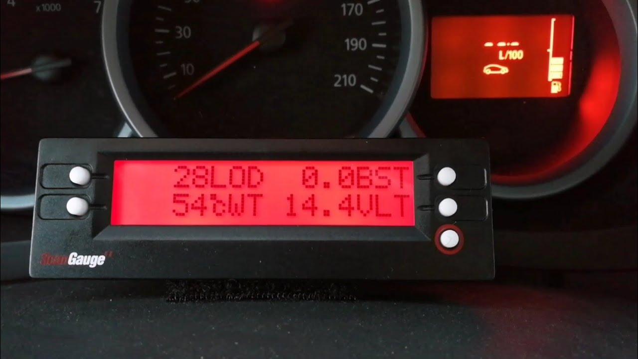 Kühlschrank Auto Nachrüsten : Kühlmitteltemperaturanzeige einfach nachrüsten. scan gauge 2. youtube