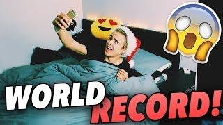 SMASHING A WORLD RECORD!