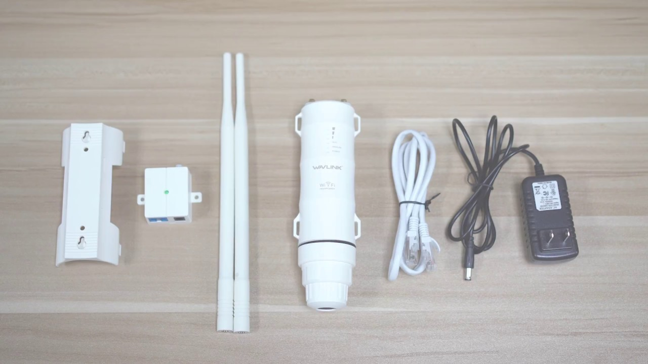 Wavlink AC600 outdoor High power wifi AP extender