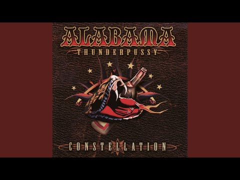 alabama thunderpussy middle finger salute 1271 3106