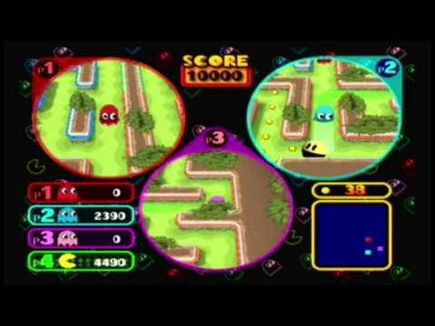 MarioPartyCrashers - Pac-man VS. Round 2!