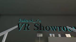 VR Office / VR Showroom 紹介動画