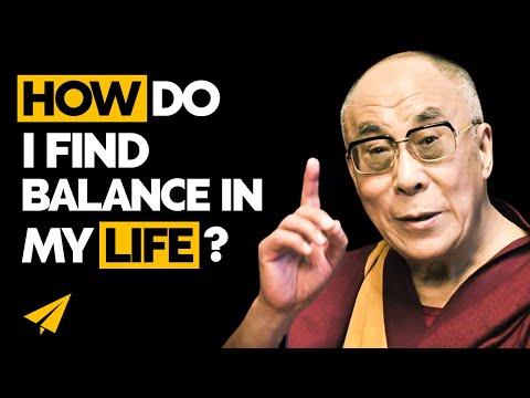 """""""SUCCESS And FAILURE Are Relative!"""" - Dalai Lama - #Entspresso"""