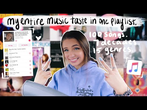A Playlist Of My Favorite Songs Of All Time