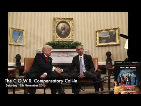 The C.O.W.S  Compensatory Call-In 11.12.16