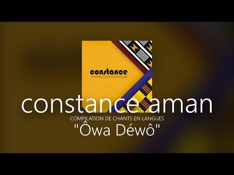 Ôwa dewô - Constance Aman - Paroles et traduction