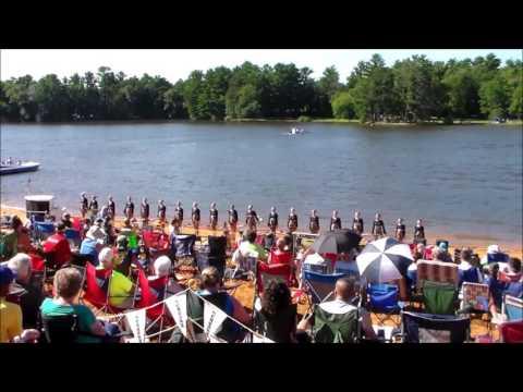 Wisconsin Rapids Aqua Skiers State 2016