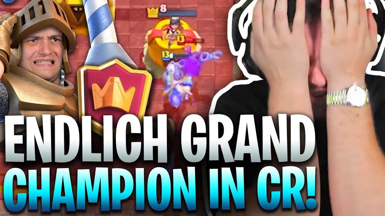 🏆🤯DAMIT hat KEINER GERECHNET! | GRAND CHAMPION grind mit @BigSpin VOLLER ERFOLG!