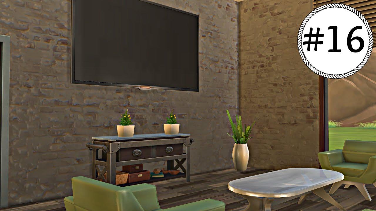 Construcci n y decoraci n interior casa de soltero - Decoracion casas modernas ...