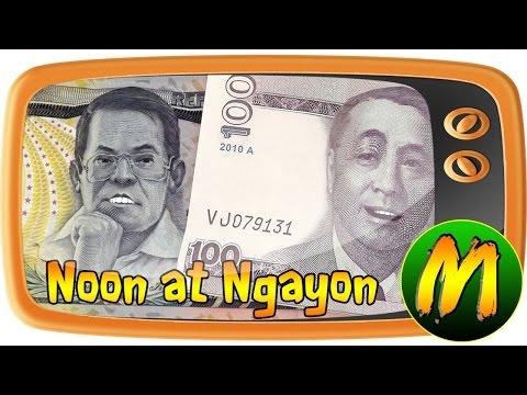 Usapang Pera: Noon at Ngayon