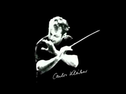 """Carlos Kleiber """"Tristan Und Isolde"""" Prelude and Liebestod in rehearsal"""