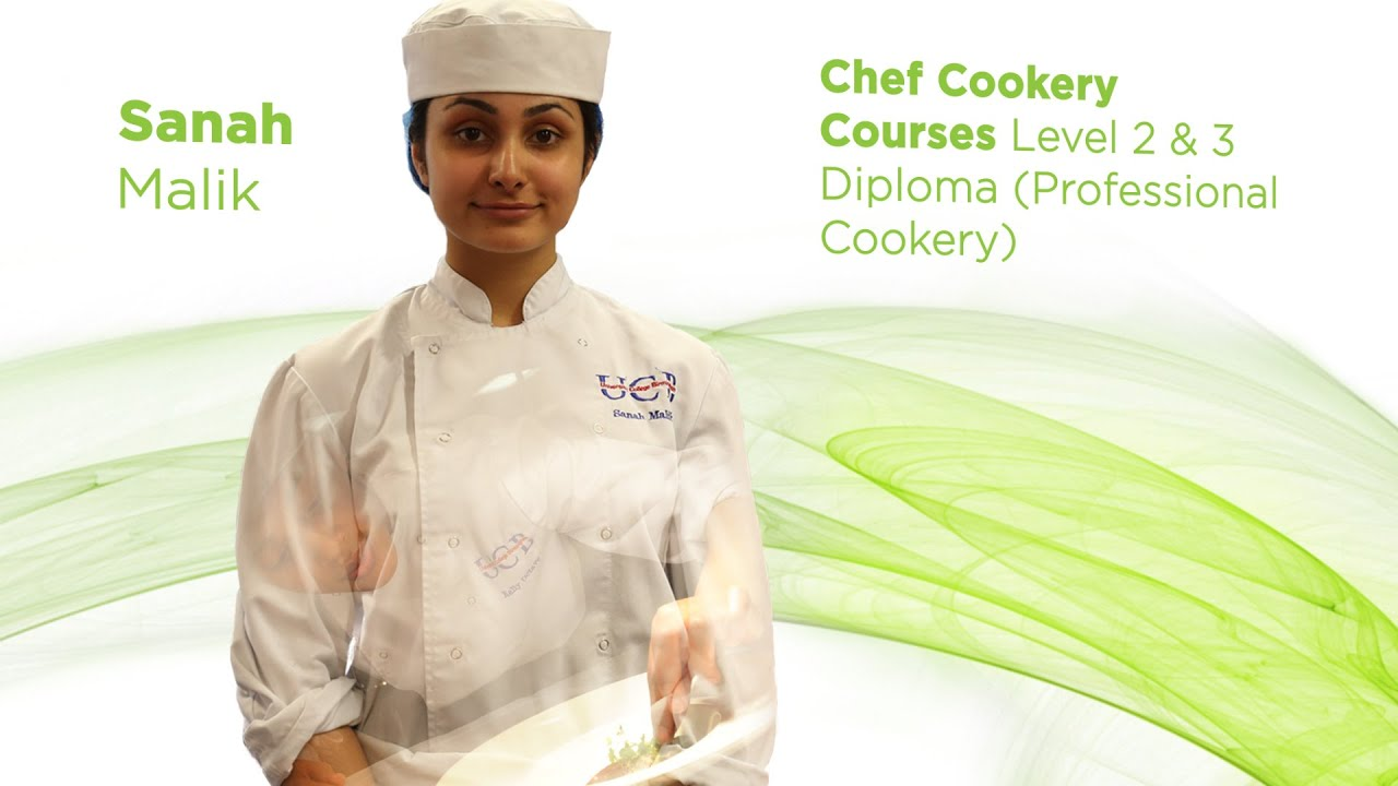 Chef Cookery Courses Level 2 and Level 3 (Professional