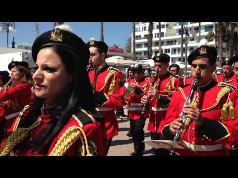 Greek Independence Day May 25 in Cyprus