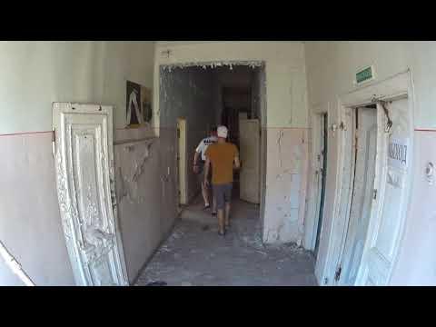 Заброшенная туберкулёзная больница г.Суджа, РУБАНЩИНА - УСАДЬБА ТАХТАМИРОВЫХ, заброшка, заброшенное