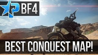 "Battlefield 4 ""Silk Road - The Best Conquest Map"" (BF4 Multiplayer Gameplay China Rising DLC)"