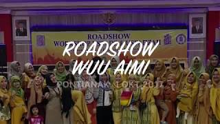 Roadshow WUU AIMI di Pontianak
