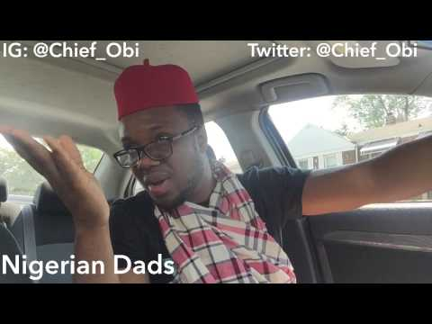 Video (skit): Chief Obi – Difference Between American & Nigerian Dads