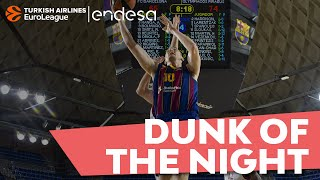 Rolands smits with one of the most vicious poster dunks you will see in euroleague this season!subscribe to ► http://bit.ly/subscribeeuroleagu...
