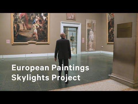 European Paintings Skylights Project