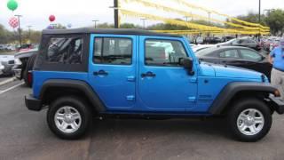 Jeep Wrangler Sport Unlimited for Sale in San Antonio