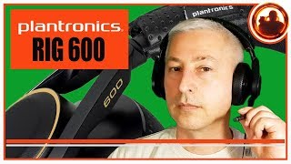 Plantronics RIG 600. Гарнитура на все случаи жизни.