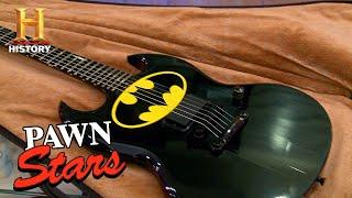 Pawn Stars: Lowball Offer for Bolin Batman Guitars (Season 13) | History