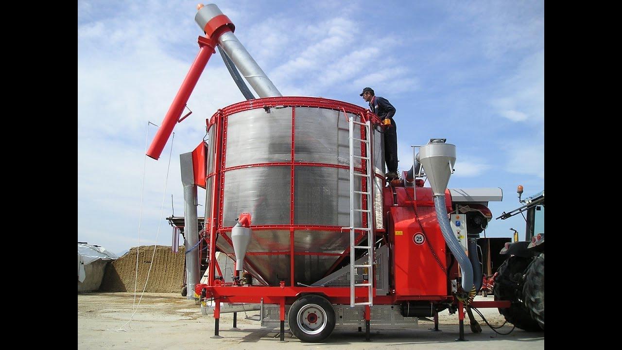 Домашняя мельница для зерна. - YouTube