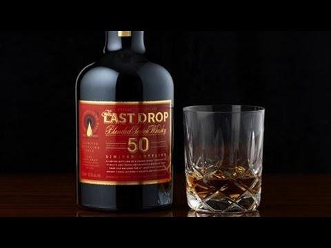 Weekend Sip: The $4,000 Whiskey