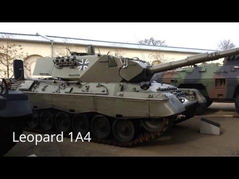 Tanks Dresden military museum Armored Warfare