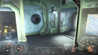 Fallout 4 вскрытие замка из убежища 111