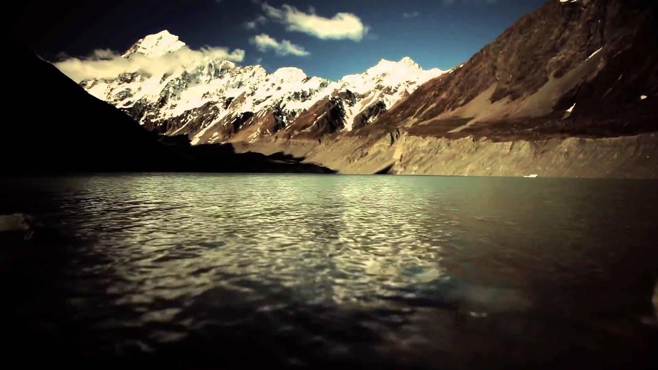 New Zealand Nature Landscapes No Sound Youtube