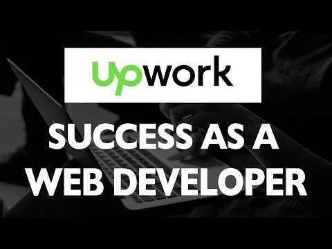 How To Be A Successful Web Developer On Upwork
