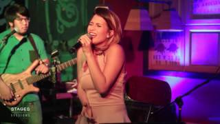 Tippy Dos Santos - Ironic (an Alanis Morissette cover) Live at the Stages Sessions