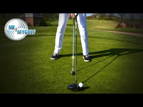 the golf shaft position at address youtube